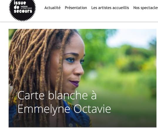 Carte Blanche Emmelyne